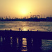 A beautiful sunset at Port Grand, Karachi