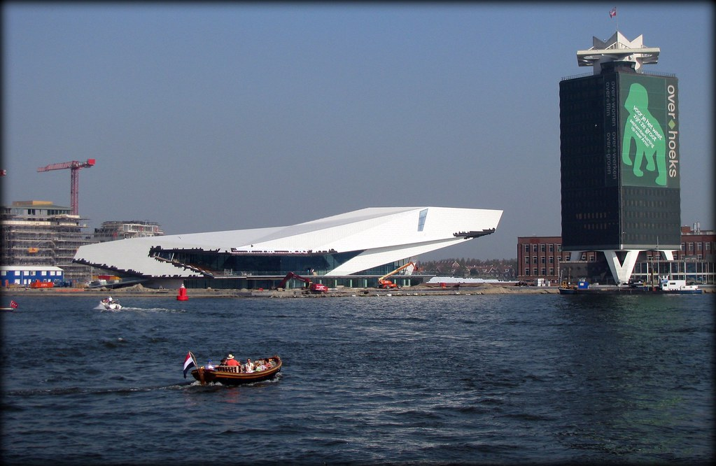 Amsterdams Answer To Sydneys Opera House I Have Never