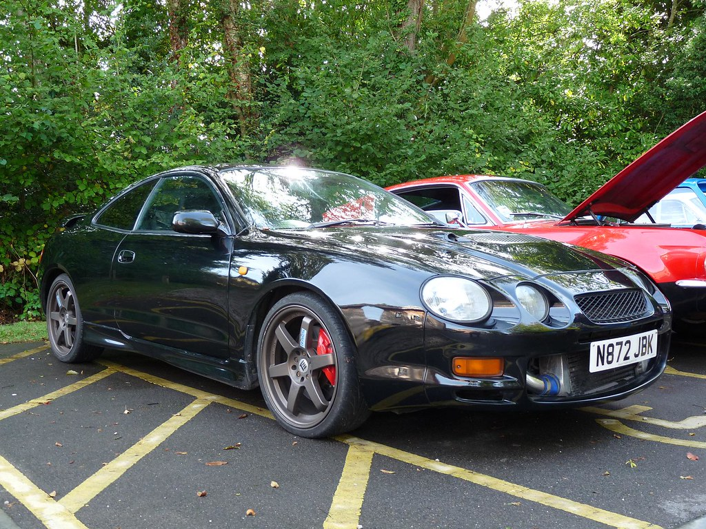 Toyota Celica Gt4 1995 Monthly Riverview Cafe Classic