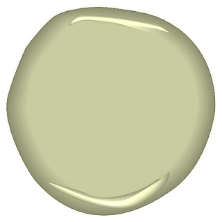 peaceful garden CSP-830 | by Benjamin Moore Colors