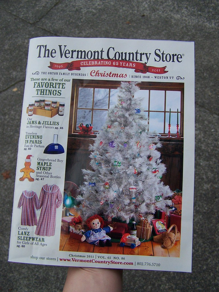 vermont country store christmas catalog 39 tis the season n flickr. Black Bedroom Furniture Sets. Home Design Ideas