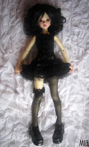 Mia unoa Sist new outfit | by ♥ vivia custom dolls and accessories ♥