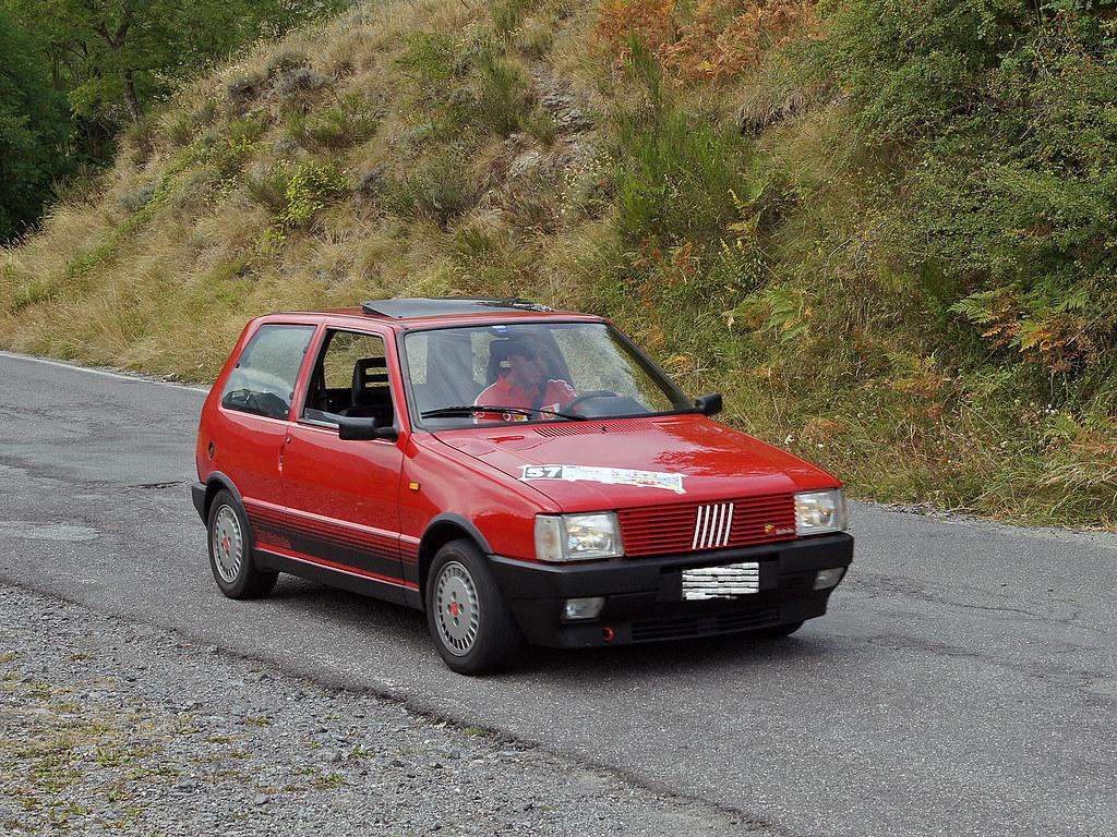 Fiat Uno Turbo I E 6 176 Rally Raduno Di Rondanina Ge 3