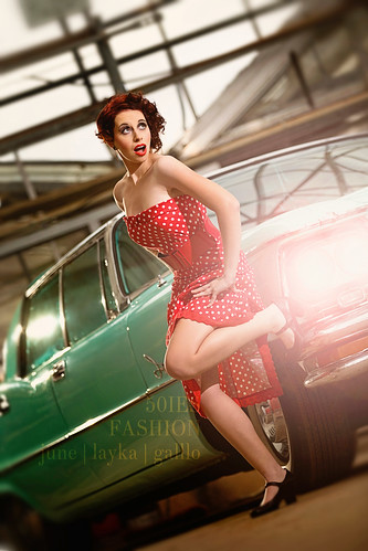 50ies Fashion | by Vicco Gallo