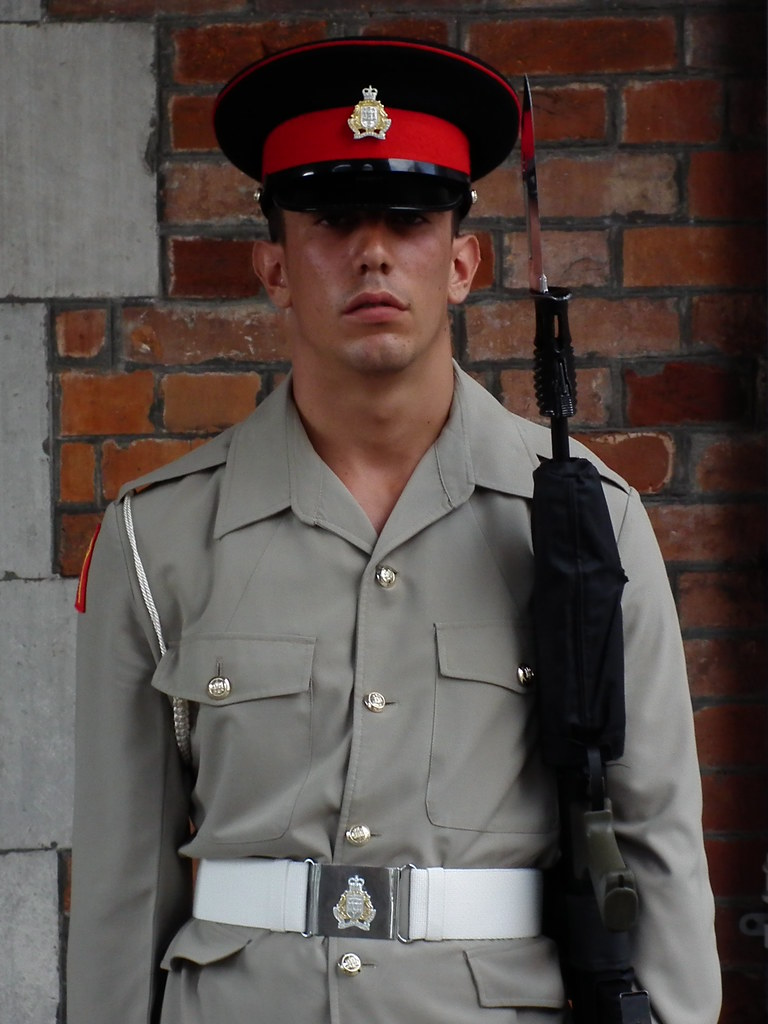 The Royal Gibraltar Regiment The Royal Gibraltar