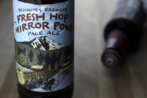 Fresh Hop Mirror Pond from Deschutes Brewery | by portlandbeer.org