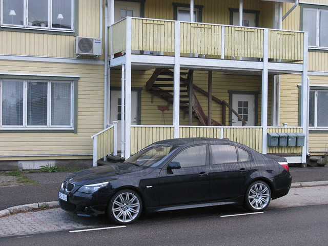 bmw 535d m sport e60 flickr photo sharing. Black Bedroom Furniture Sets. Home Design Ideas