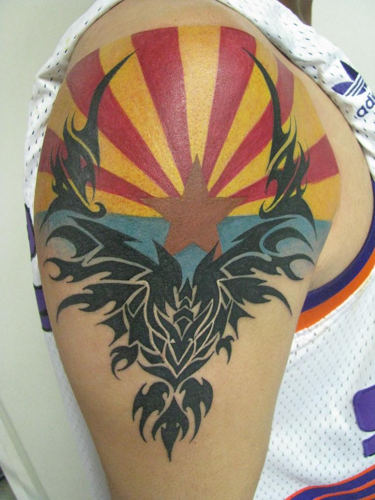 10 arizona tattoos the calipari family was not for Arizona desert tattoo