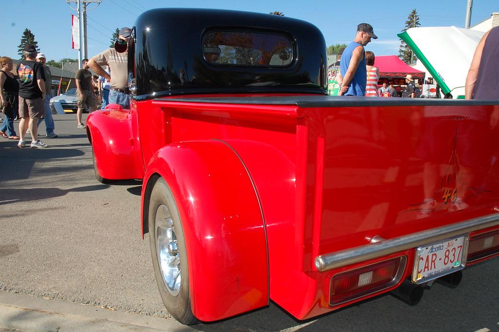 High River Car Show Sept