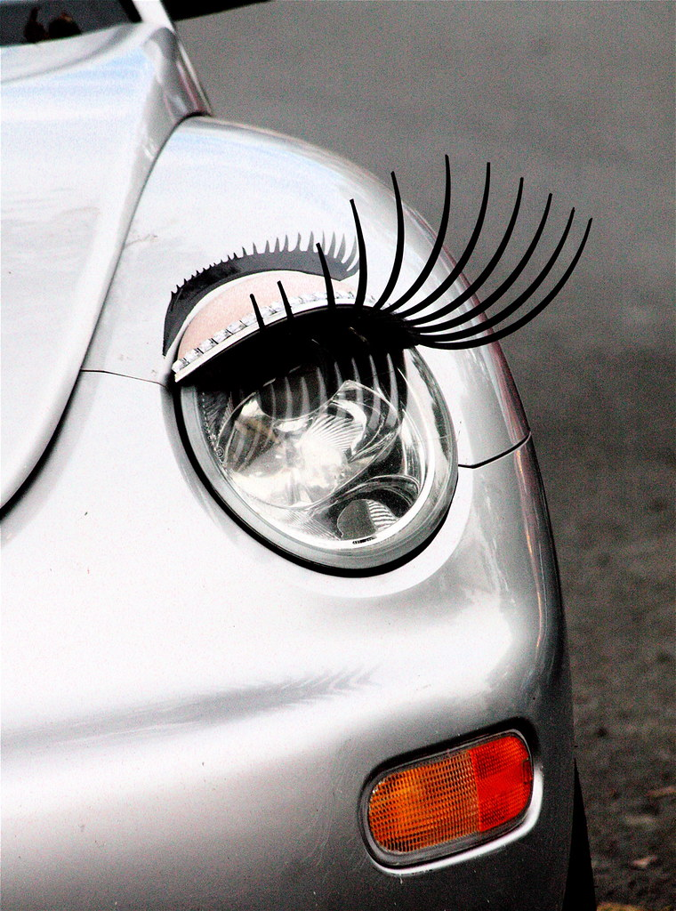 salem vw bug eyelash | photographynatalia | Flickr