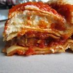Lasagne mit Salsiccia
