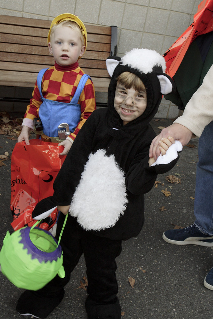 trick or treating at boo at the zoo by smithsonians national zoo
