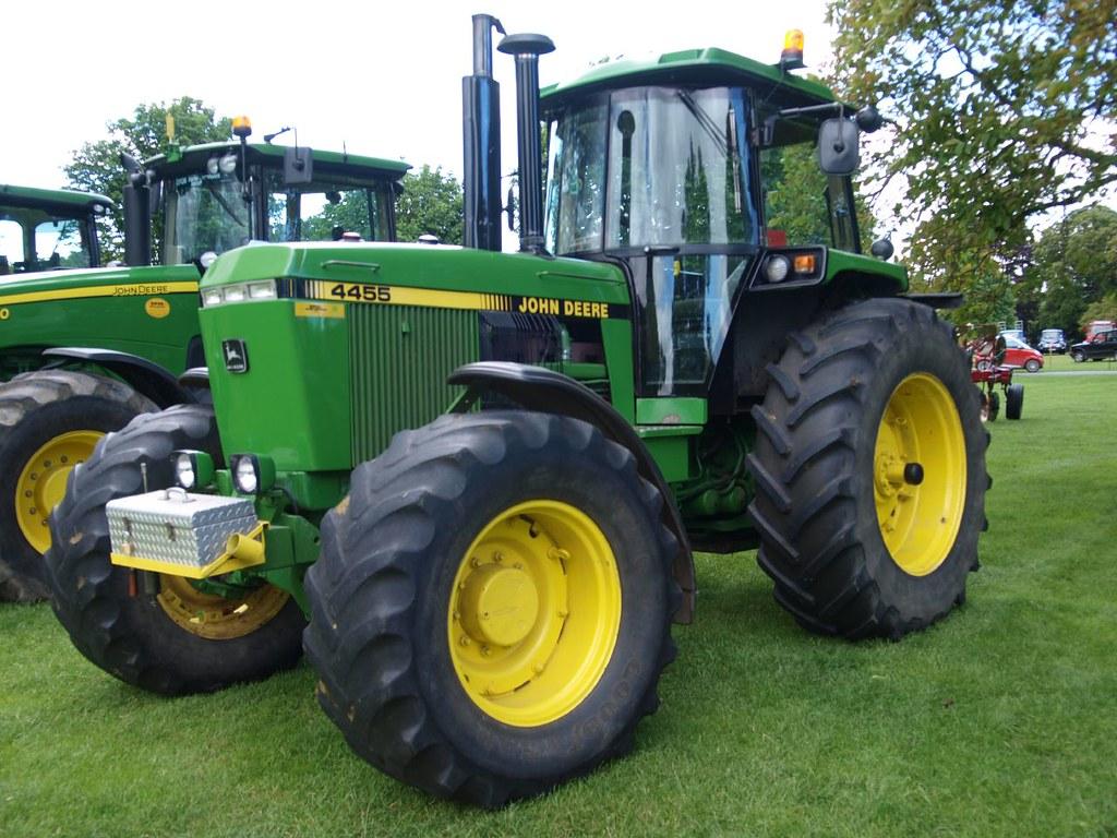 John Deere 4455 Farm Tractors John Deere 4455 Farm