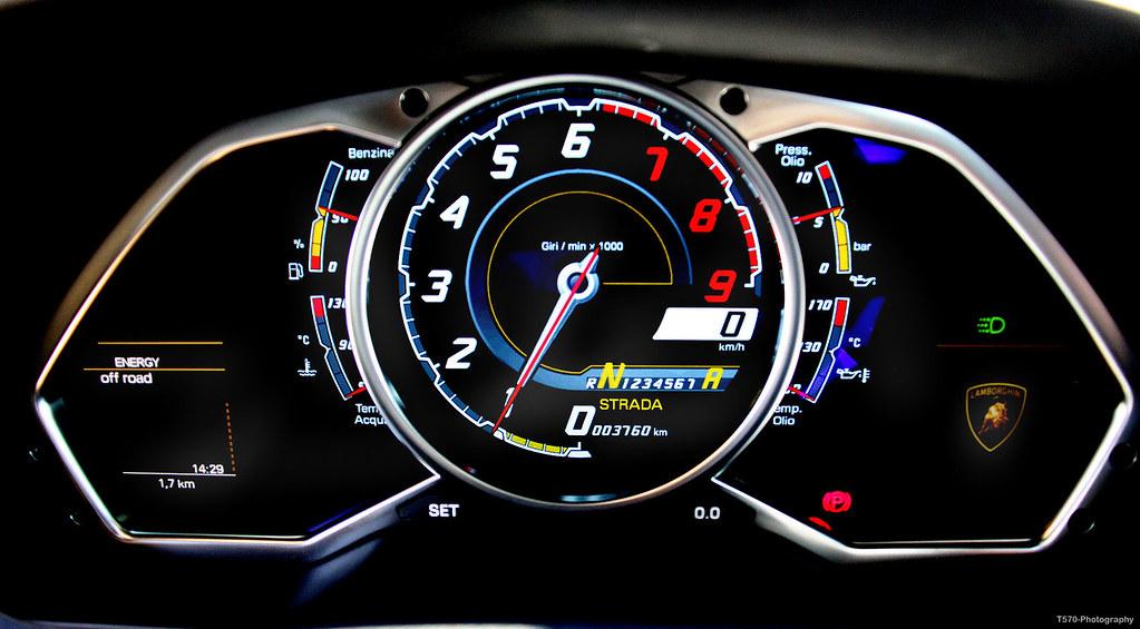 Lamborghini Aventador Lp 700 4 Nero Nemesis Dashboard Theo Flickr