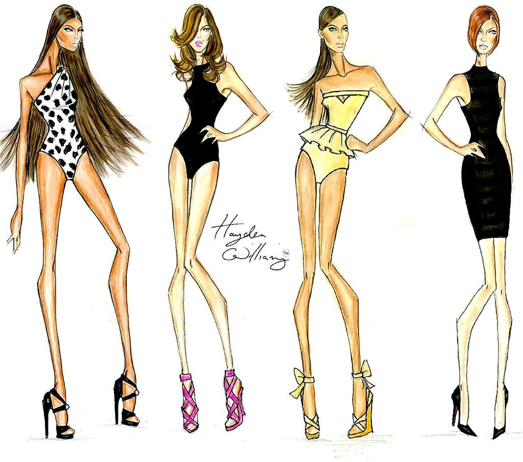 Fashion Illustration Store