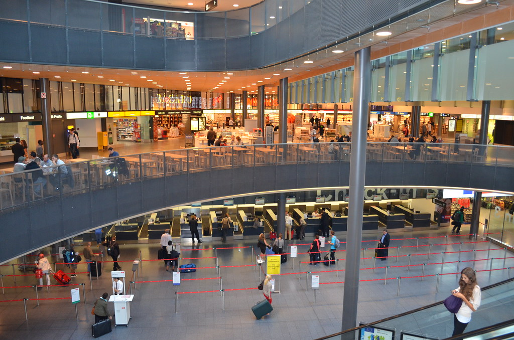 Hotels With Airport Parking Frankfurt