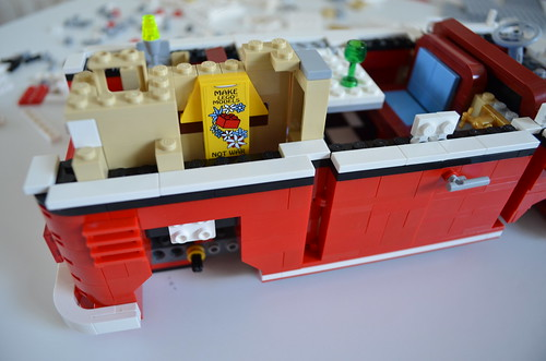 how to make lego models