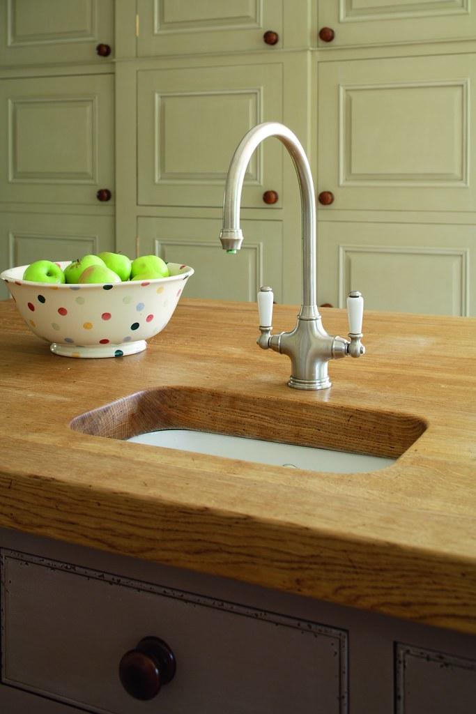 Kitchen Sink Island Triangle