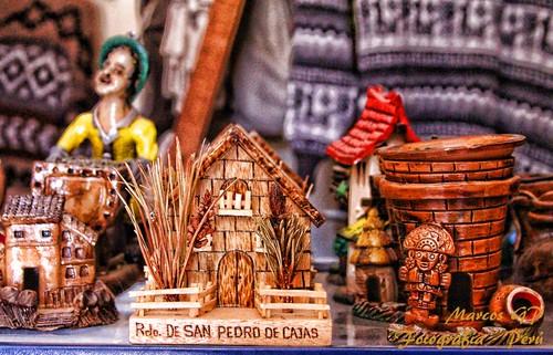 Ceramica en san pedro de cajas otra muestra del arte de - Ceramica san pedro ...