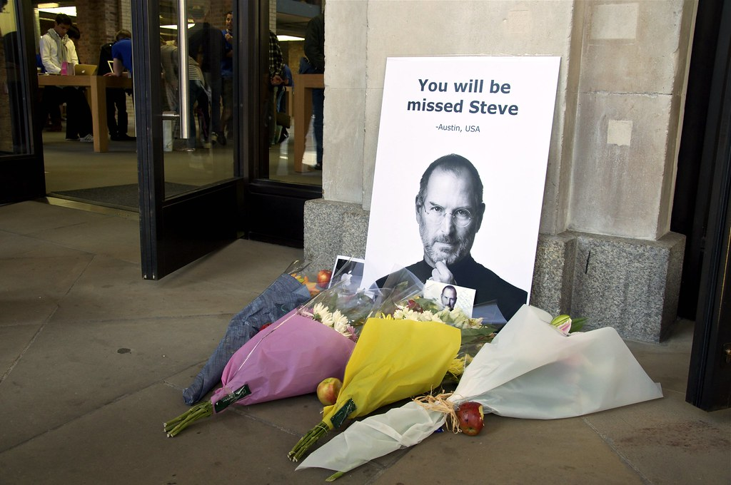 steve jobs tribute by nick j webb