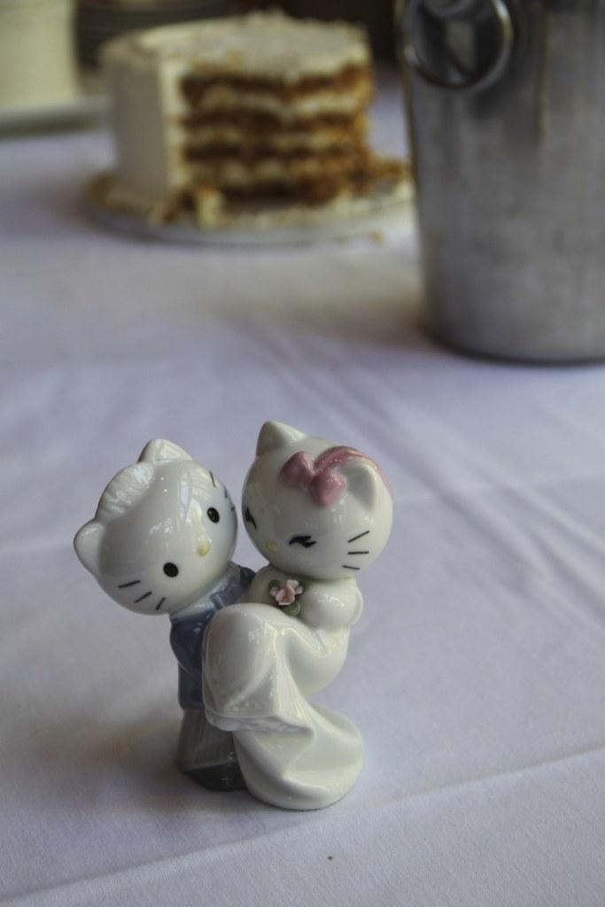 A Cake Topper