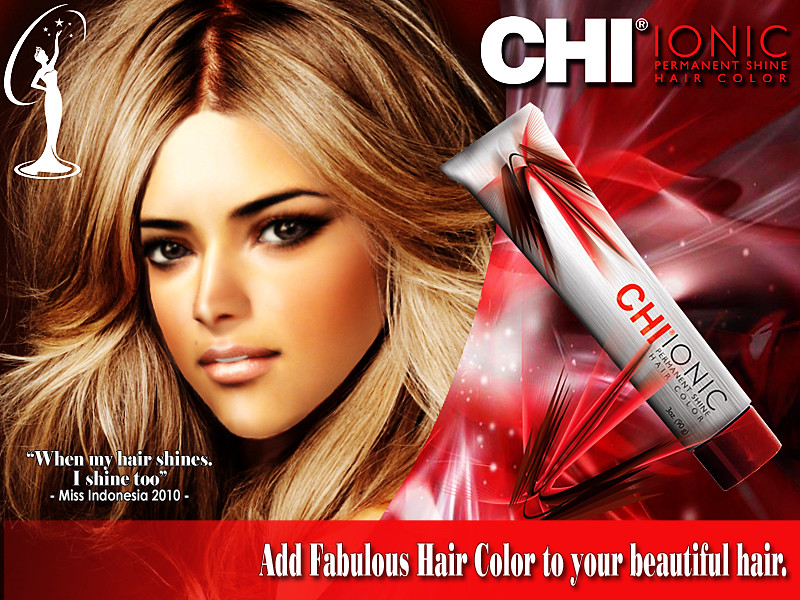Chi Hair Color Ads Round 1 Minitask For Miss Universe 2011 Flickr