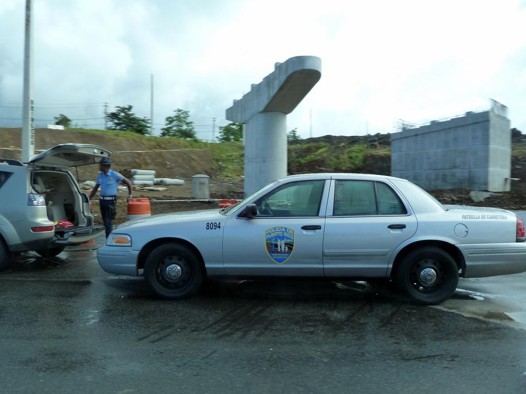 Patrulla De Transito Polic 237 A De Puerto Rico Darwin J