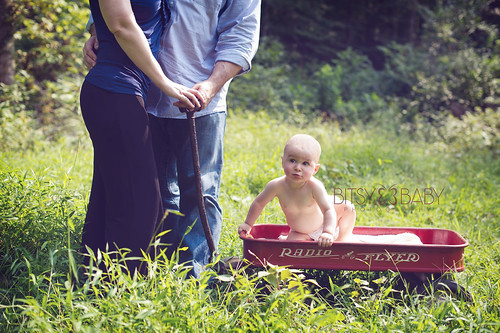 baby photography with parents | by Bitsy Baby Photography [Rita]
