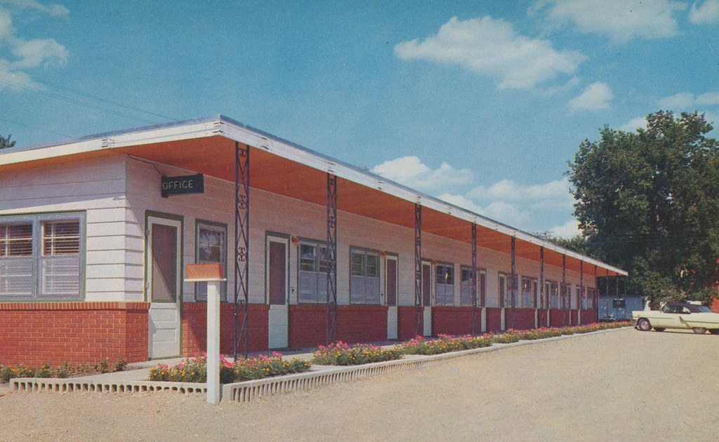 Bel-Aire Motel - Sioux City, Iowa