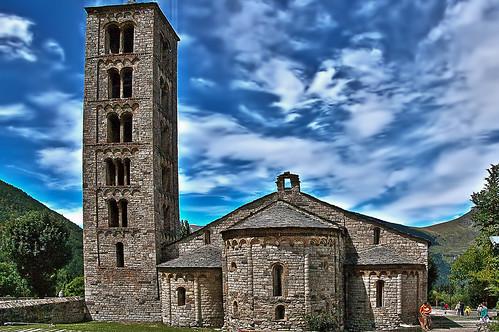 Iglesia de San Clemente de Tahull. - ThingLink