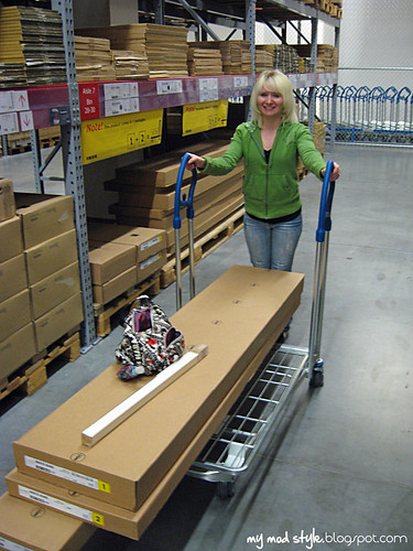 Trip to IKEA - Sep 2011 | by Jessie {Creating Happy}