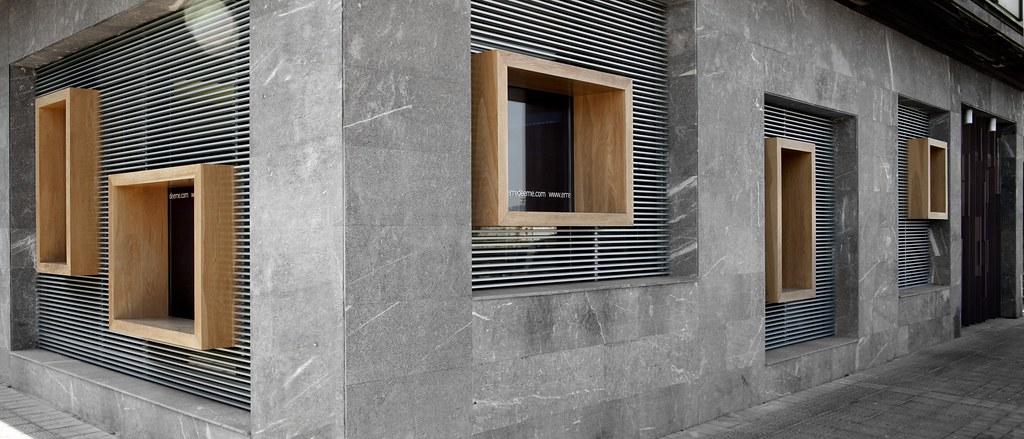 Estudio de arquitectura bilbao 09 la fachada se - Estudios de arquitectura coruna ...