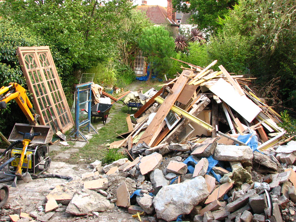 Image Gallery Messy Garden