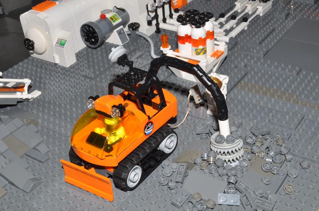 Habitation Module Lunar Lunar Base Module 3