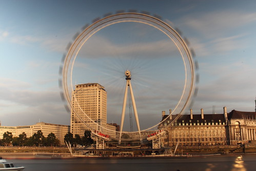 how to get to london eye by tube
