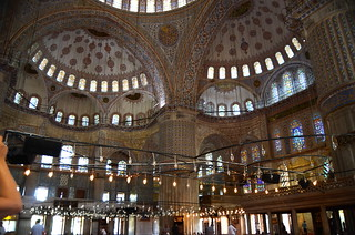 The Blue Mosque in Istanbul | by mcgrayjr
