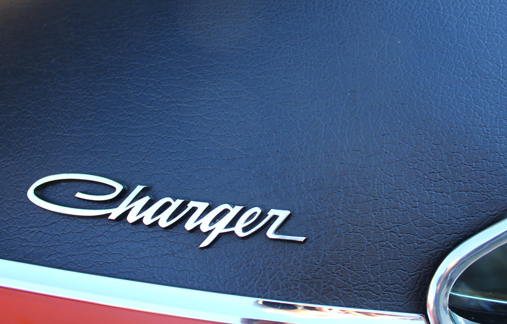 1968 dodge charger r t logo the mark of a true american flickr. Black Bedroom Furniture Sets. Home Design Ideas