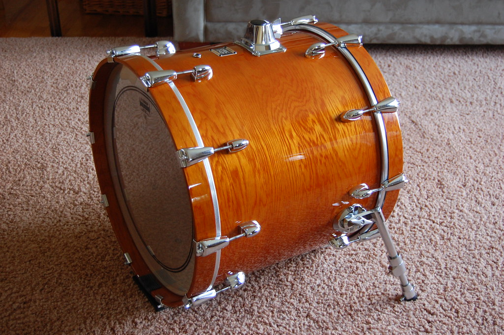 I have a yamaha oak custom x yamaha drums oak custom