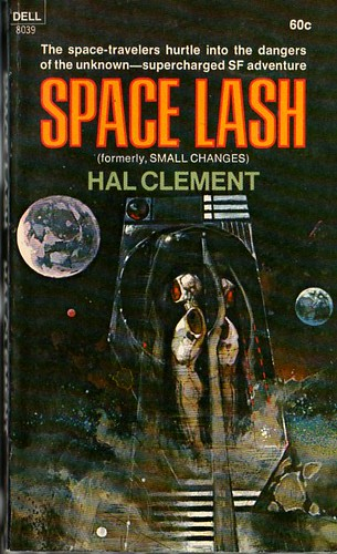 Space Lash by Hal Clement | by the_junk_monkey