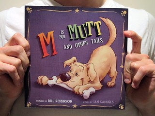 M is for Mutt! | by theMaykazine