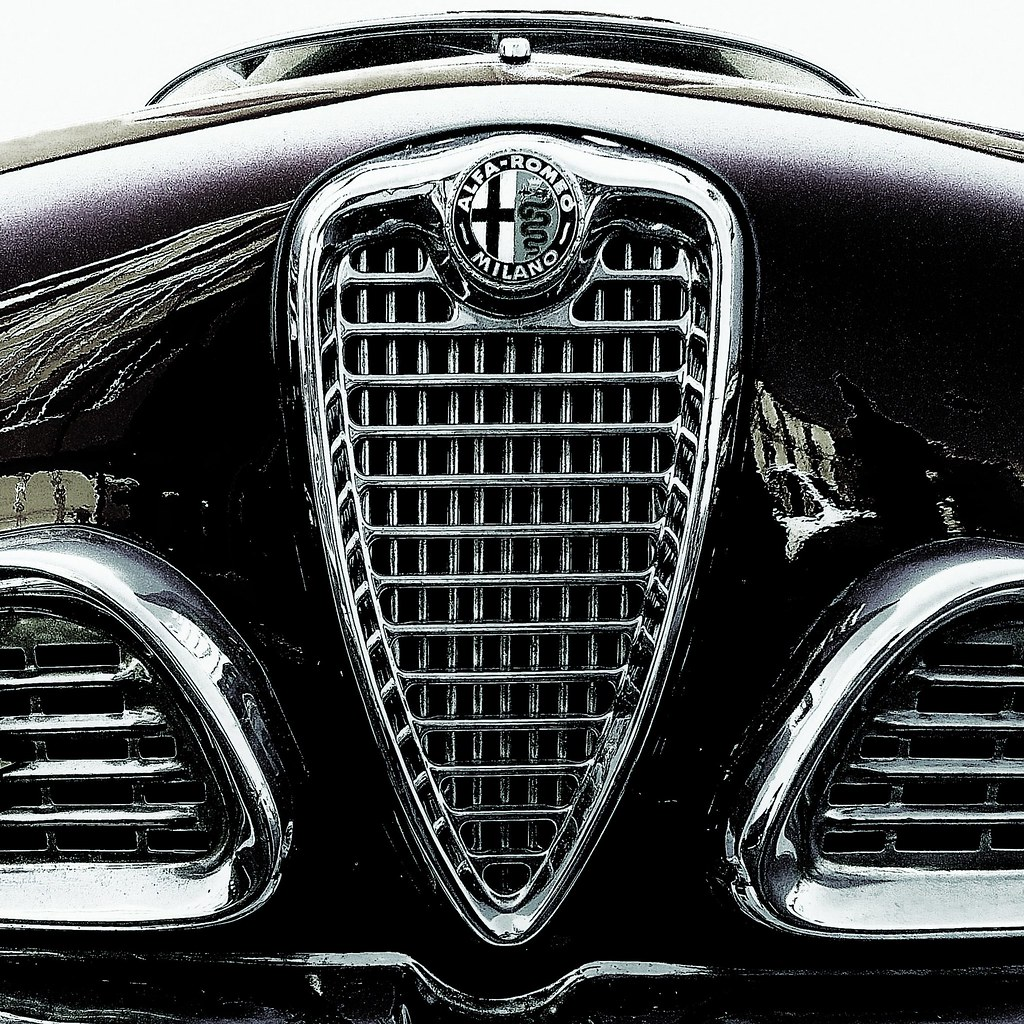 Alfa Romeo Milano -giulietta Sprint-