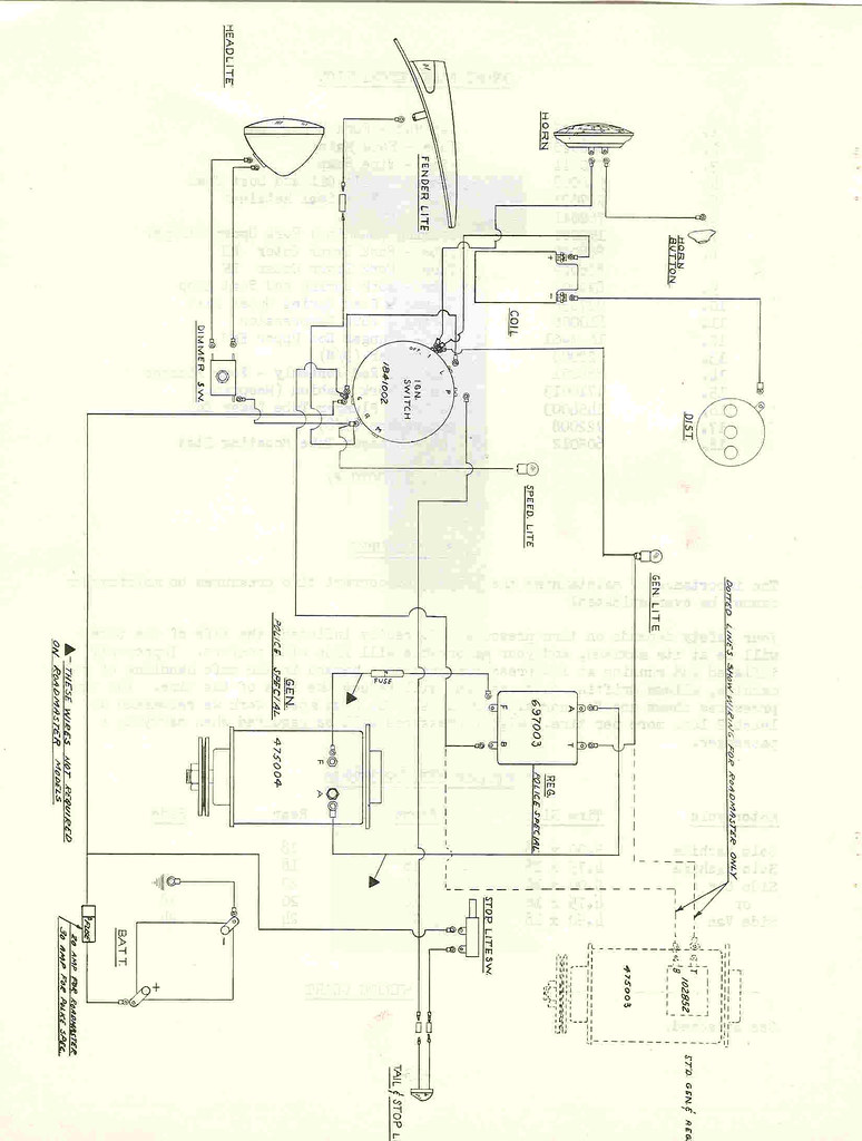 indian wiring diagram 1952-53 chief wiring diagram high quality | 1952-53 indian ... 1999 indian chief wiring diagram