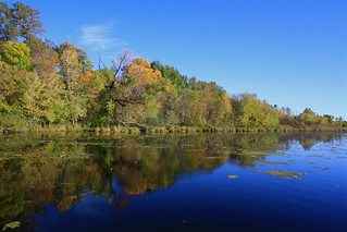 Snelling Lake Early Fall | by NatureNerd (probably outside)