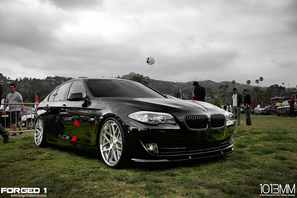 Customer Submitted Bmw F10 528i On 21 Quot Forged 1 Seven Me