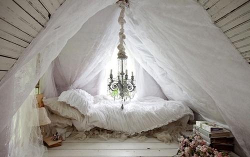 white fairytale bedroom jordan23queen flickr