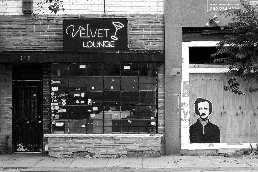 Velvet poe 915 u street nw washington dc 11 october for Furniture u street dc