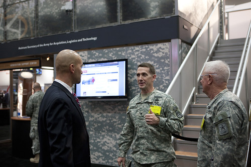 Photographs from 2011 AUSA | by U.S. Army Acquisition Support Center