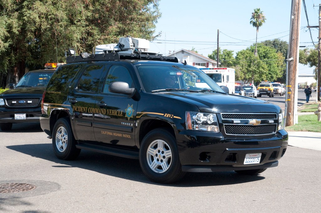 New Chevy Tahoe >> CHP Chevy Tahoe Incident Command Code 3 Parade Turn Red | Flickr
