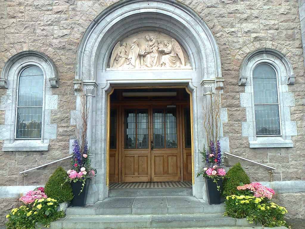 ... Photographers Door of Claddagh Church | by Irish Dominican Photographers & Door of Claddagh Church | Irish Dominican Photographers | Flickr