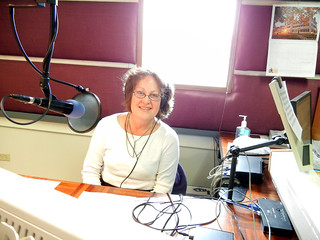 Dee Rogers Comes in to Help Out in KSFC | by Spokane Public Radio - KPBX, KSFC, KPBZ